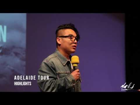 Matt Purcell - Adelaide School Tour [Success & Identity]