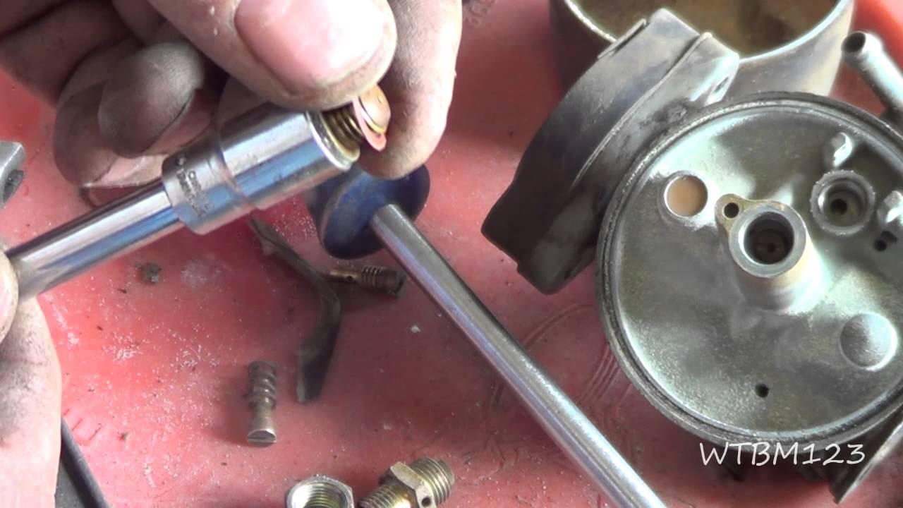 hight resolution of fixing the clubcar golf cart carb part 2