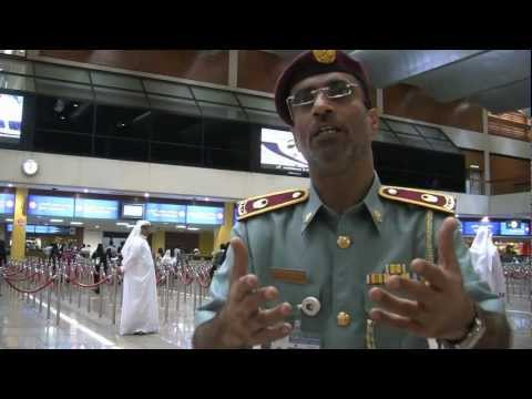A day at Dubai International Airport