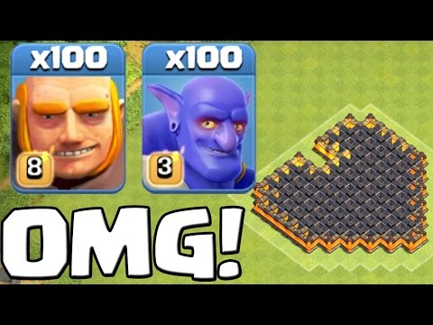 OMG DIESE TAKTIK! || CLASH OF CLANS || Let's Play CoC [Deutsch/German HD+]