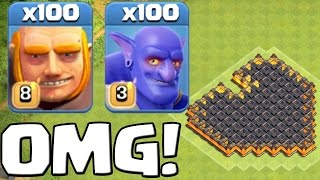 OMG DIESE TAKTIK! || CLASH OF CLANS || Let