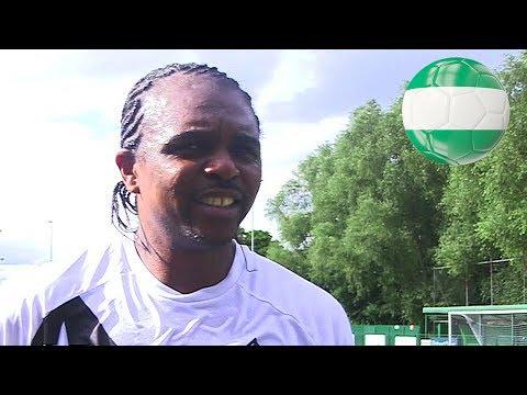 Nwankwo Kanu - Nigeria and Arsenal legend puts his heart into healthcare