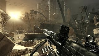 Intense Shootout in Post Apocalyptic Las Vegas ! In Online FPS Game Call of Duty Ghosts