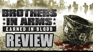Brothers In Arms: Earned In Blood (Review)