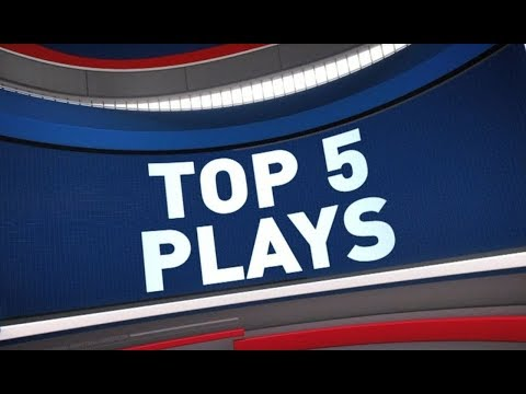 Top 5 Plays of the Night | April 05, 2018