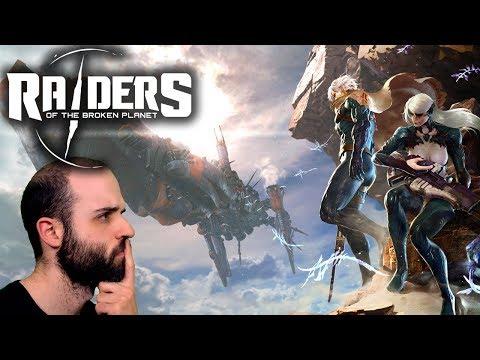 PRIMER CONTACTO | RAIDERS OF THE BROKEN PLANET Gameplay Español