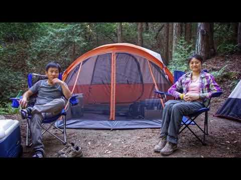 Sanborn County Park camping 090118