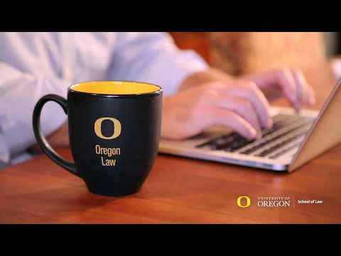 University of Oregon - School of Law: Greg Dotson