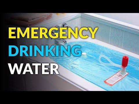 Amy Lynn - Save A TUB Of Fresh Water!! Hurricane Prep!!