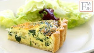 Beth's Foolproof Quiche Recipe