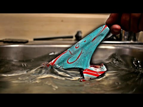 How To Hydro Dip With Spray Paint!