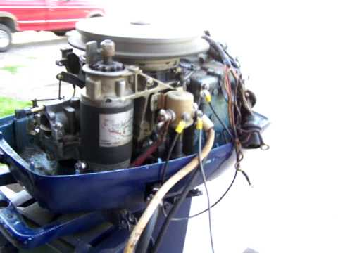 1980 evinrude 35 hp long remote runs youtube rh youtube com 35 HP Johnson Lower Unit 1976 Johnson 35 HP Outboard