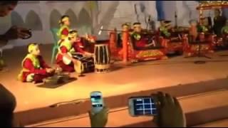 Kreasi seni musik Anak - anak Daerah BANYUWANGI