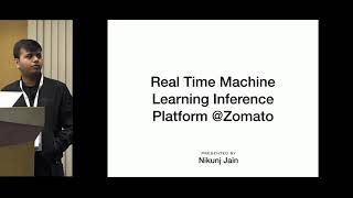 Lessons learned in building the real-time Machine Learning inference platform at Zomato