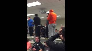 Ohio Northern football Makes the playoffs (reaction)