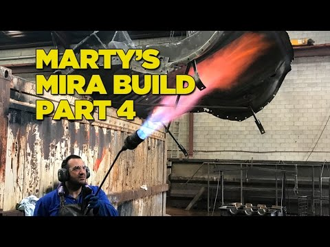 Thumbnail: Marty's Mira Build [Part 4]