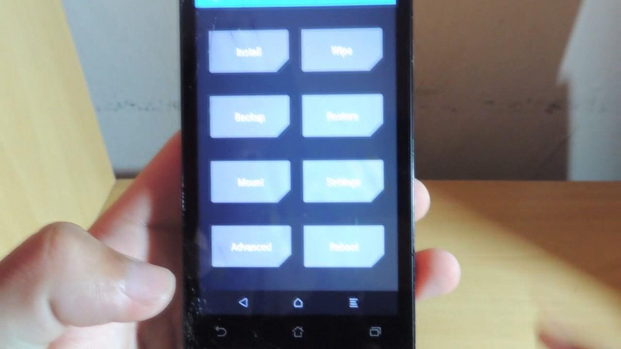 Como instalar uma Custom Rom no ZenFone 5/6