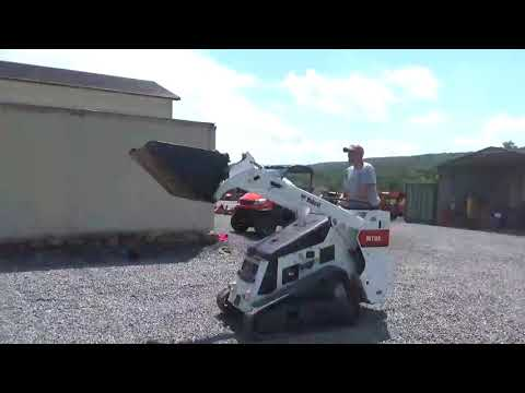 2016 Bobcat MT85 Mini Rubber Track Skid Steer Loader Kubota Diesel For Sale  Mark Supply Co