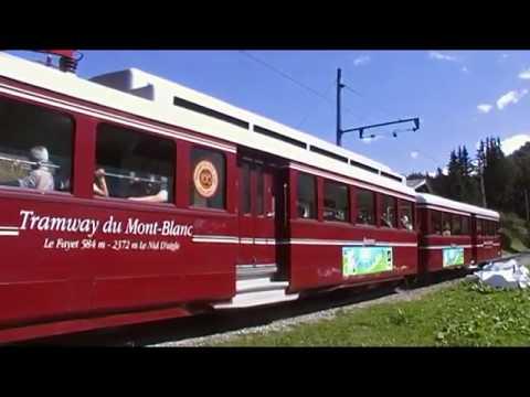 TMB : Tramway du Mont Blanc (2016)