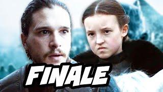 Game Of Thrones Season 6 Episode 10 Finale Q&A