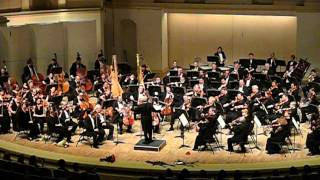 видео Концерт Национального филармонического оркестра России под управлением Владимира Спивакова