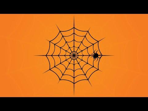 Halloween Spiders Web in Adobe Illustrator - Adobe Illustrator Tutorial thumbnail