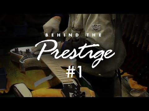 Behind the Ibanez Prestige Series