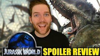 Jurassic World - Spoiler Review