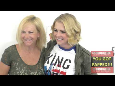 Paula Hart and Melissa Joan Hart at the Elizabeth Glaser Pediatric AIDS Foundation 26th Annual A Tim