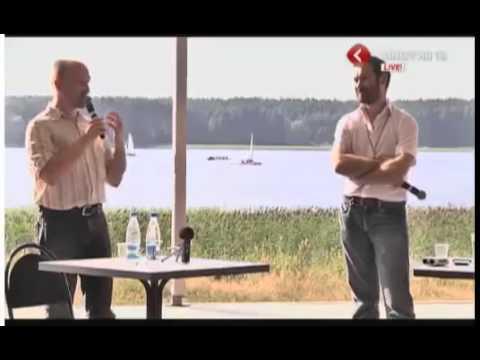 Селигер 2012 Дебаты Пономарев Стариков