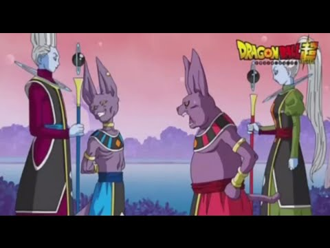 dragon ball super trailer 2 champa and beerus together youtube