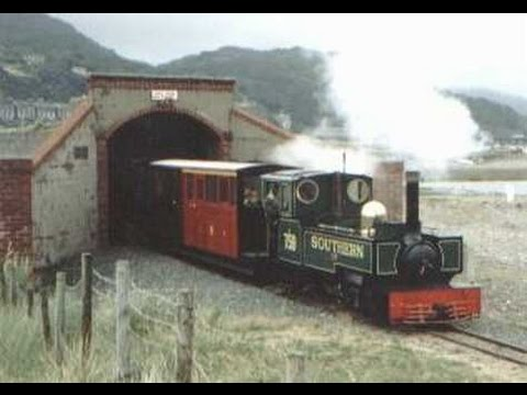 Barnstaple to Lynton Railway, North Devon, UK ~  Documentary (1987)