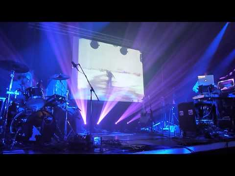 Public Service Broadcasting - Elfstedentocht Part 2 - Liverpool Sound City - Saturday 3rd May 2014