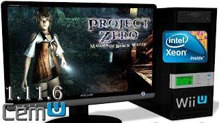 CEMU 1.11.6 Wii U Emulator - Fatal Frame: Maiden of Black Water (Ingame) #13