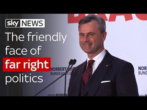 The friendly face of far right politics