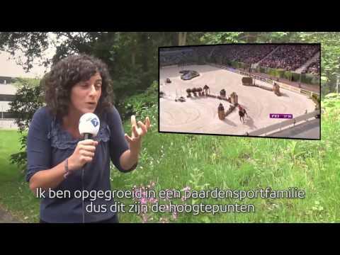 Margje Fikse: Jeroen Dubbeldam wereldkampioen op Wereldruiterspelen