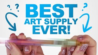 THE ONLY ART SUPPLY YOU NEED!! | the art supply I couldn't live without | Art/Illustration Process