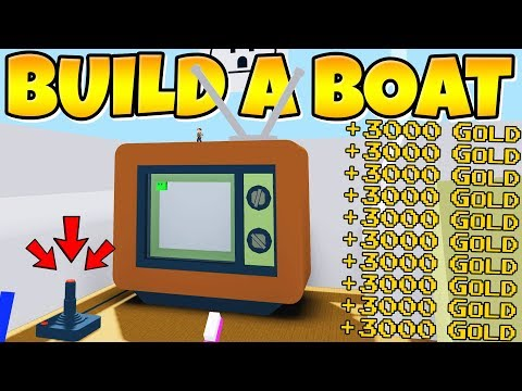 THIS TRICK MAKES YOU RICH FOR FREE!!! 💸 Build A Boat