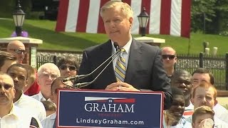 Graham Touts Foreign Policy Experience for 2016 Bid