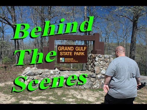 Grand Gulf State Parks Behind The Scenes