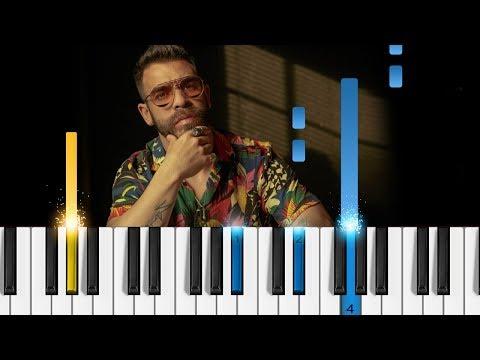 Wolfine - Bella - EASY Piano Tutorial