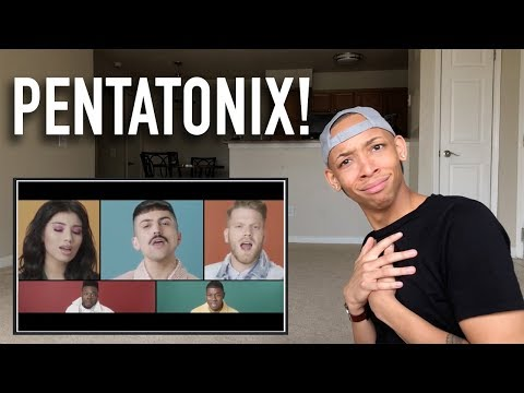 Attention - Pentatonix | (REACTION)