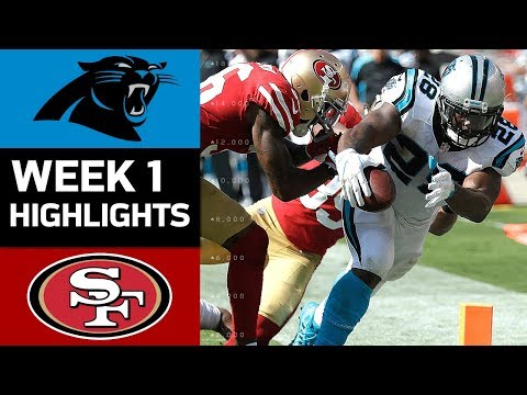 panthers-vs.-49ers-|-nfl-week-1-game-highlights
