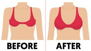 5 Natural Ways to Get a Breast Lift at Home