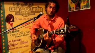 MAZIAR One Man Show Open Zik Live Casa Latina (Bordeaux 2-10-2014)