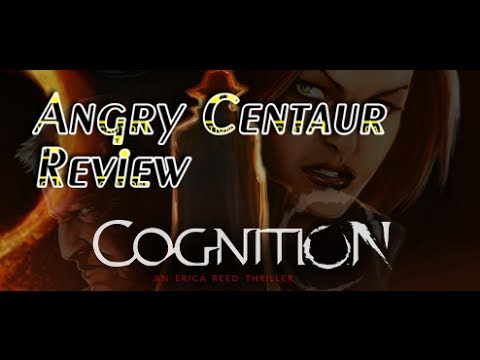 Cognition an Erica Reed Thriller Review