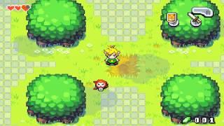 The Legend of Zelda (The Minish Cap Ep. 2) - Primeiras Batalhas Noobs