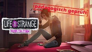Life is Strange: Before the Storm pädagogisch geprüft | Spieleratgeber NRW