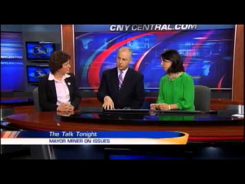 The Talk Tonight: Mayor Stephanie Miner
