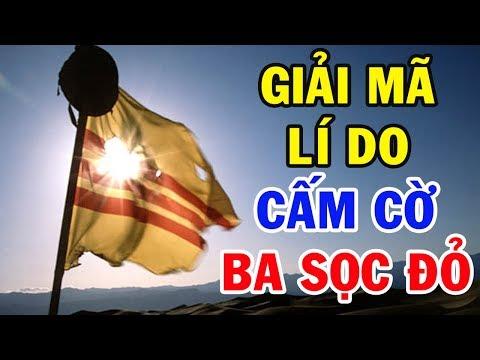 Lá Cờ Vàng BA SỌC Biểu Tượng Của Điều Gì Mà Phải Cấm Ở Việt Nam Vì Treo Là Phản Động